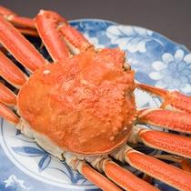 *【ご夕食】島根の味覚『カニ』をご堪能下さい。