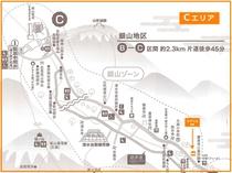 *【観光MAP】銀山エリア