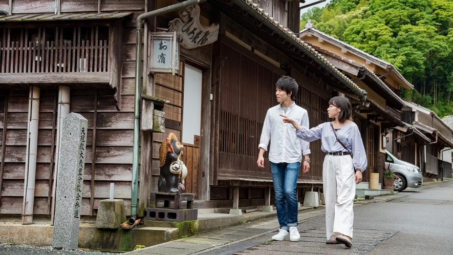 *【大森の町並み】世界遺産の町を歩きながらゆったり観光♪