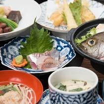 *【ご夕食】鮮度と品質の良さではどこにも負けない、自慢の魚料理を是非ご堪能下さいませ。