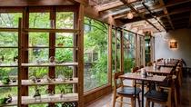 *【群言堂本店】カフェを併設。観光のひと休みにのんびりカフェタイム♪