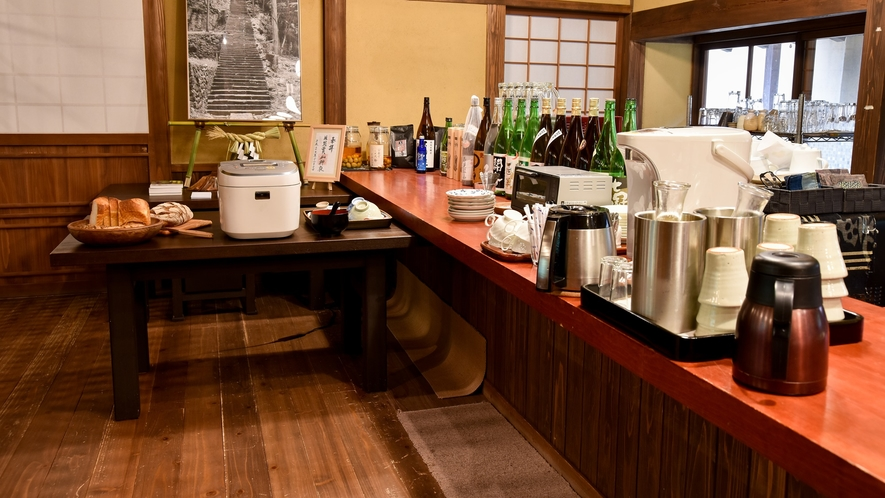 *【お食事処・茶房まぶの家】