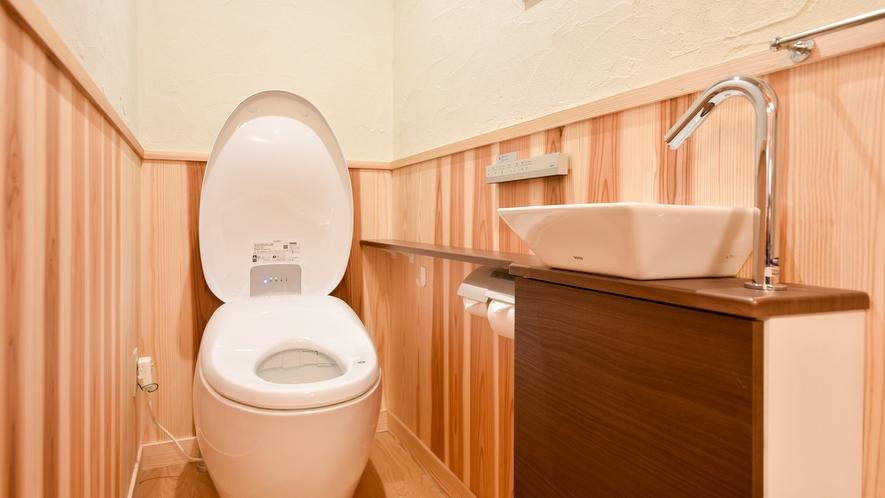 *【離れ】トイレ