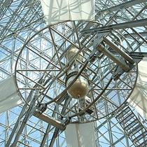 【仁摩サンドミュージアム】世界一大きな砂時計がある砂博物館。ガラス工芸体験や砂時計のお土産もあります