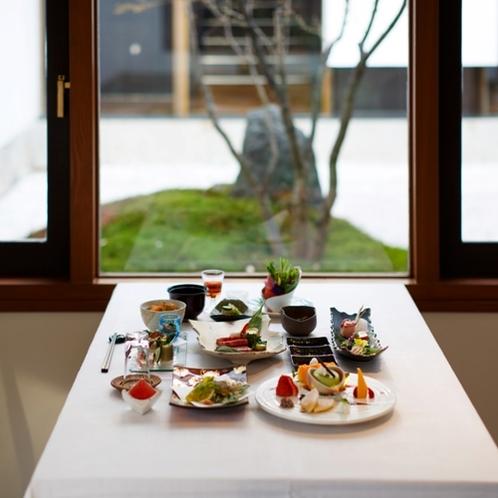 創作和食会席(一例)