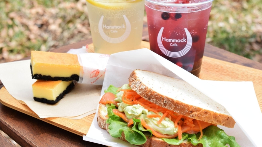 Hammock Café(ハンモックカフェ)メニュー 1