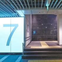札幌駅前地下歩道空間(チ・カ・ホ)7番出口
