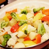 スープカレー用お野菜