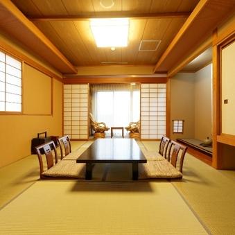 和室 10畳〜(特別プランの為お部屋指定はできません)