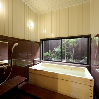 【特別室】源泉掛け流し温泉付き和室12.5畳〜