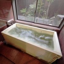 多宝101号室 源泉掛け流し付き内風呂