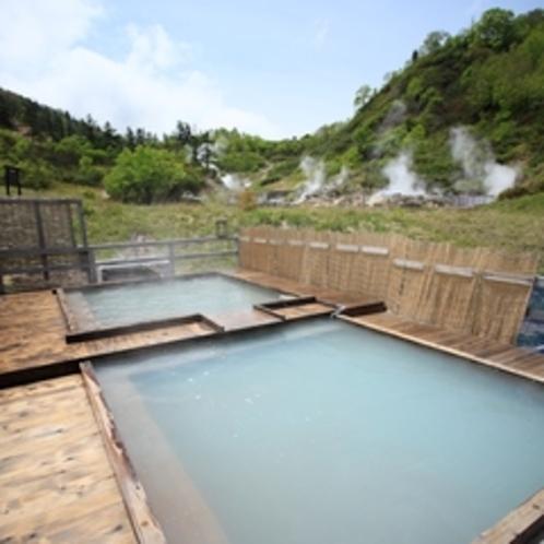 【混浴】野天風呂(熊の湯)3