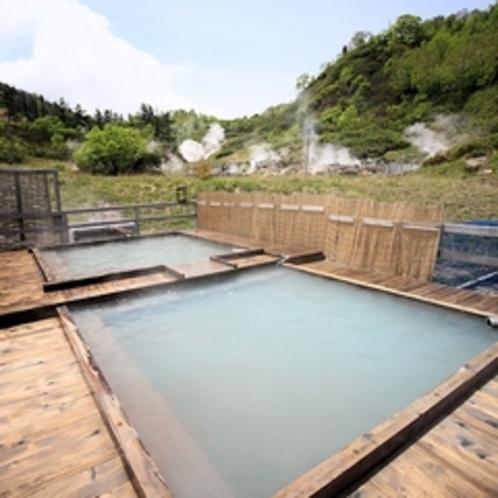 【混浴】野天風呂(熊の湯)1