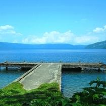 十和田湖鉛山