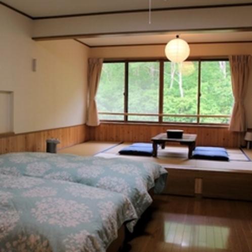 【新館】和洋室(和室7.5畳+ツイン)