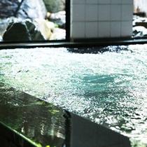 豊富な湯量が自慢です!疲労、神経痛、腰痛、冷え性などの改善にどうぞ。