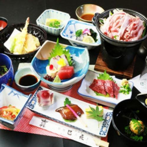 【-SAKURA-】旬の素材を使用した会席料理に馬刺しをプラス!プチ贅沢をしたい方におすすめ!