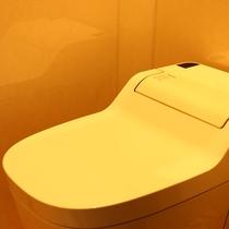 【旧館和室・ウォシュレット付トイレ】