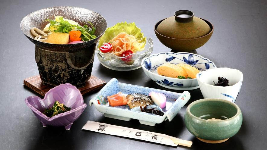 【朝食一例】ほっとする和朝食をどうぞ。