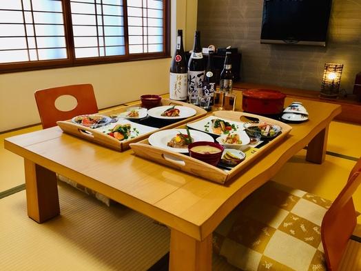 【人気!安心♪お部屋でゆっくりお食事を♪】12畳和室タイプ/2食付きプラン