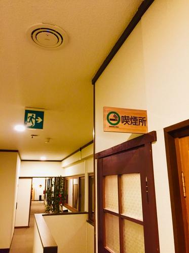 2階喫煙所