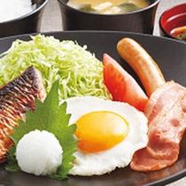 *【朝食一例】幕の内朝食
