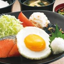 *【朝食一例】七種の和朝食
