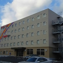 HOTEL AZ 山口下松店 外観