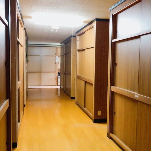 お部屋廊下