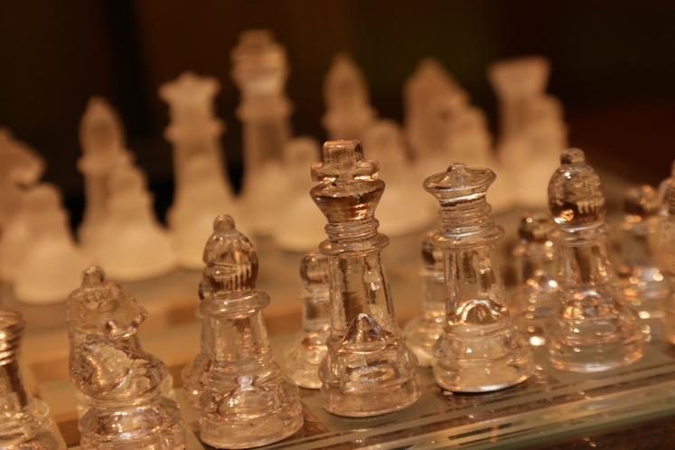 チェスもあります!