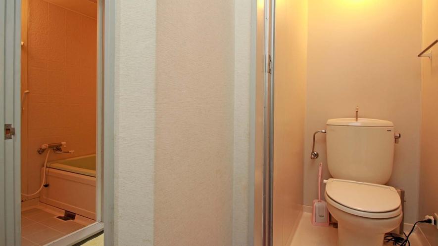 FOX ONEは便利な《全室バス・トイレ付き》です。