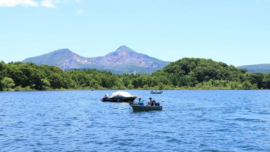【釣り】整った環境で、思いっきりバスフィッシングをお楽しみいただけます。