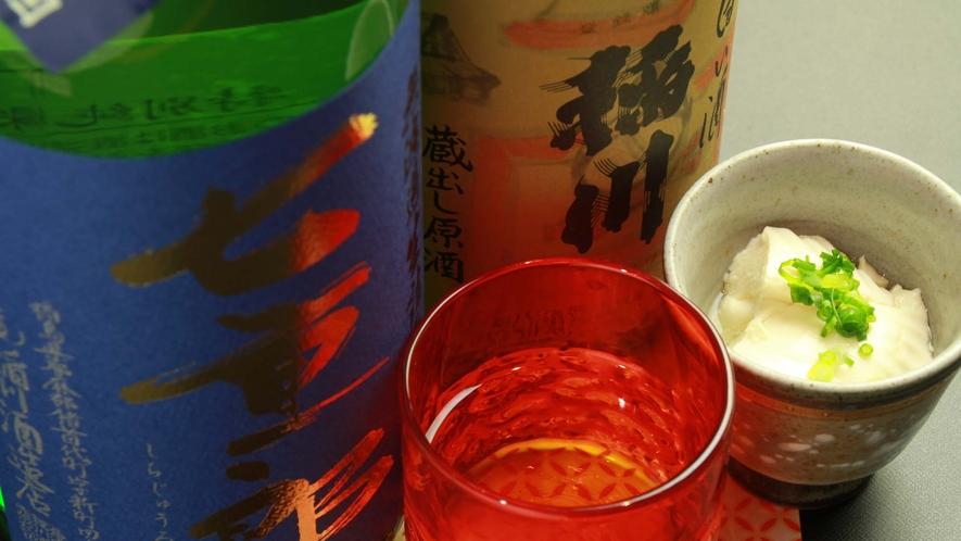 おすすめの地酒  猪苗代・稲川酒造の「七重郎(しちじゅうろう)」