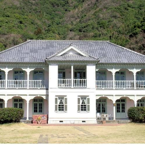 【周辺観光】世界文化遺産・三角西港