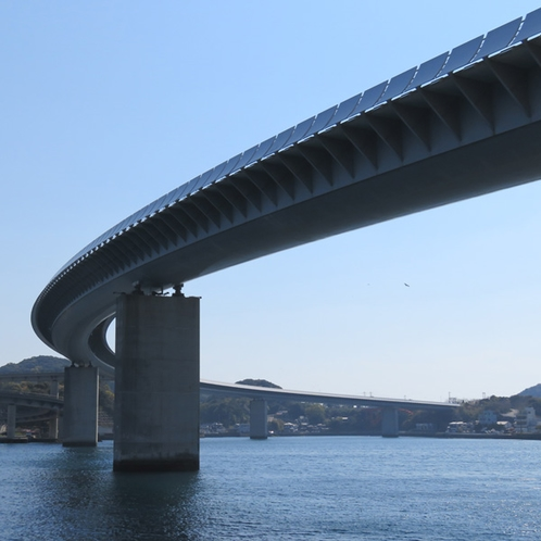 【天草の風景】牛深ハイヤ大橋