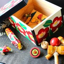 古き良き玩具は…親から子に…