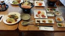夕食料理 グレードアップコース1