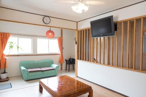 【貸切】 1日一組限定 ゲストハウス ヤドカリ 852