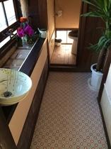 female toilet
