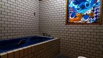 ログハウスはお部屋にバスルームがついております
