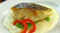 Dinner-ソースが決め手☆お魚料理