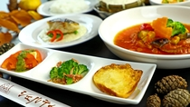 Dinner-お酒がすすむ3種の前菜