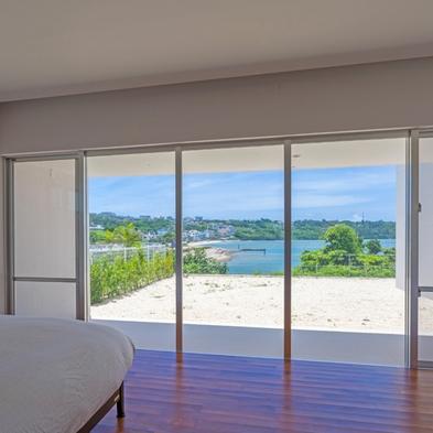 【沖縄days】1日1室限定♪庭越しに海が広がるロケーションで暮らす旅☆素泊