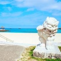 【恩納村】恩納村海浜公園「ナビービーチ」