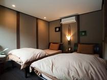 【甲の山】ベッドルーム