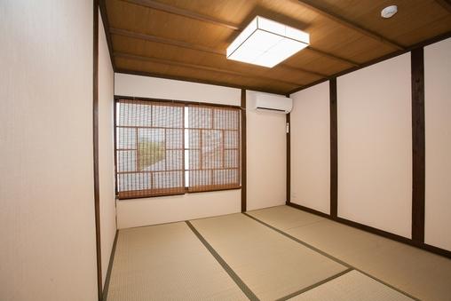 「あせびの間」2階4畳半のお部屋