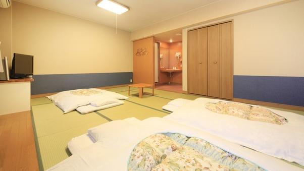 【禁煙】12畳和室(34平米)