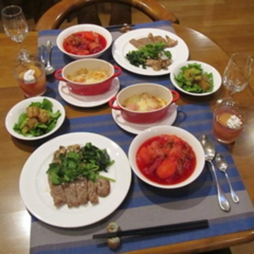 洋食(夕食)