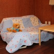 グリーンシーズンのわんちゃんと泊まれるお部屋(3)