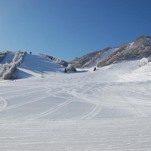 【ほおのき平スキー場】スキー・スノボを大満喫!